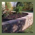 Natural Stone | Eyedeal Lawn Care Solutions | Landscaping Kansas City
